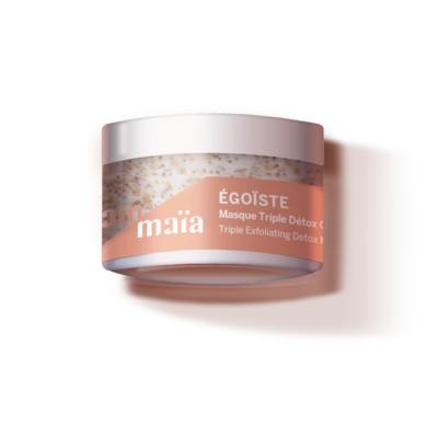 Égoïste (Self-Caring) - Triple Exfoliating Detox Mask