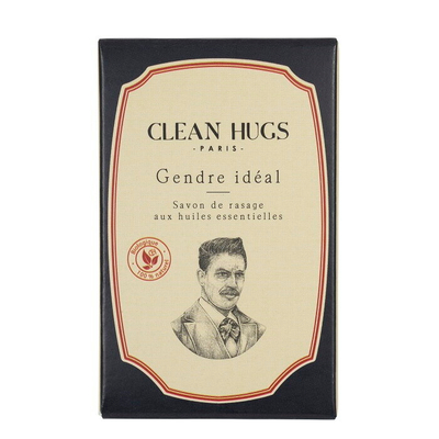Organic shaving soap Gendre idéal