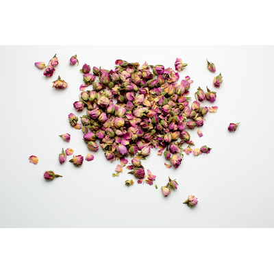 ROSE FLOWER ORGANIC** and COSMOS*** STABILIZED DISTILLATE