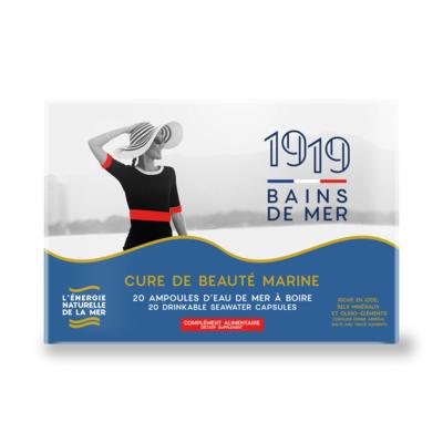 Marine beauty cure