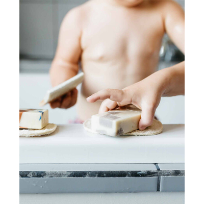 ACCESSORIES Loofah soap dish