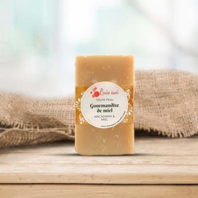 Cold soap « Honey Cake »