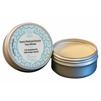 Soft Deodorant Balm, 50ml in an aluminum case (6 units)
