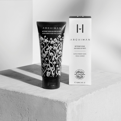 ALPHA-HYDROXY-ACIDES FACIAL CLEANSER
