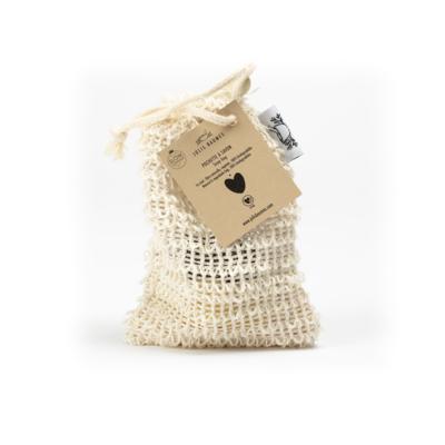 Little bag in sisal