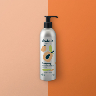 Ultra Smooth Organic Shampoo - Normal Hair (250ml)