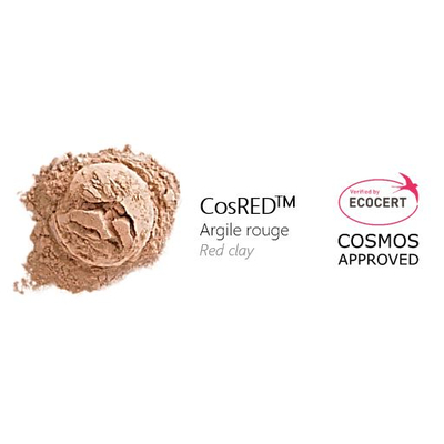 COSRED - RED CLAY - ECOCERT/COSMOS