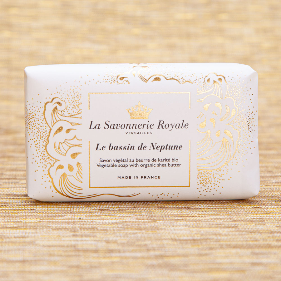 LE BASSIN DE NEPTUNE BAR SOAP