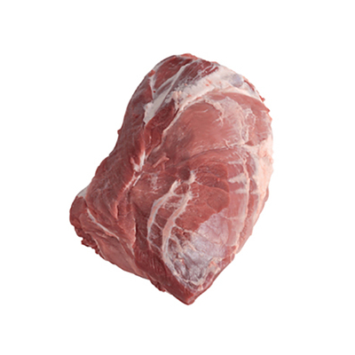Frozen pork collars boneless