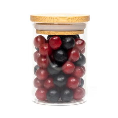 Black currant and Raspberry Jellies