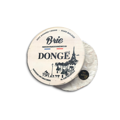 Pasteurised Brie