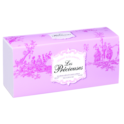 Les Précieuses, gift pack (also available without the pack)