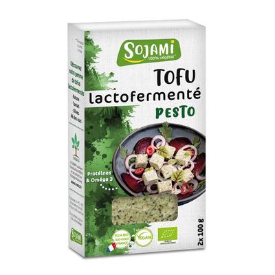 Lactofermented Tofu Pesto