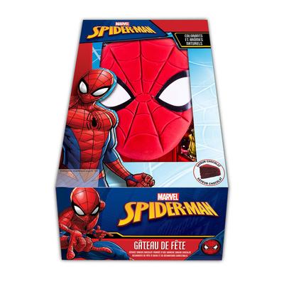 3D CAKES SPIDER-MAN, 660g