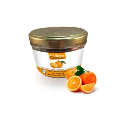 Aperos with Orange Peel