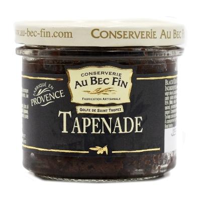 Black olive spread 90g/tapenade noire 90g