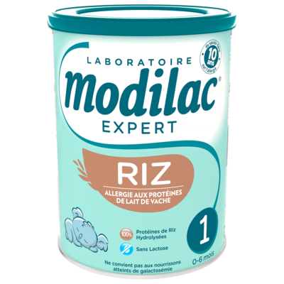 Modilac Rice infant formula (0/6months)