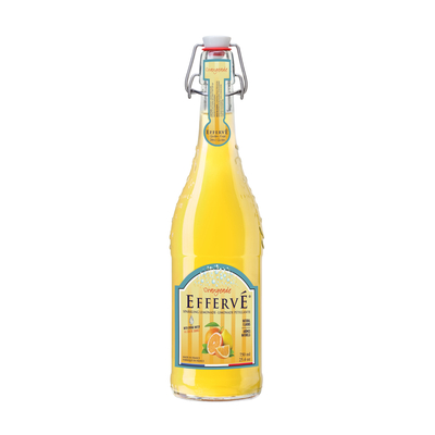 EFFERVÉ French Sparkling Lemonade - ORANGEADE 750mL