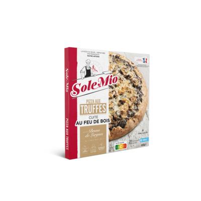 Truffles pizza 330G wood-fired frozen