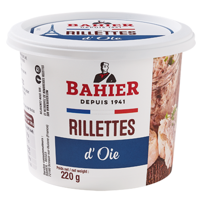 Rillettes From Le Mans 220g pasteurized