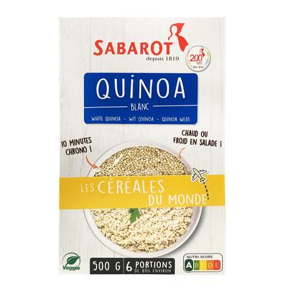 White Quinoa Conventional 500gr