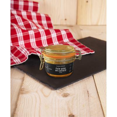 Whole Label Rouge sterilised duck foie gras - 115g