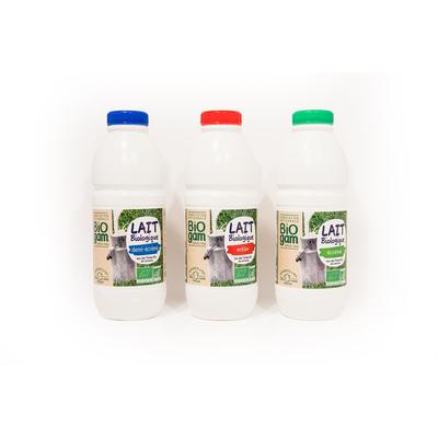 Sterilized Organic Milk 1L