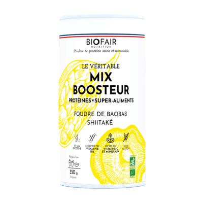 Organic mix protein powder - Booster