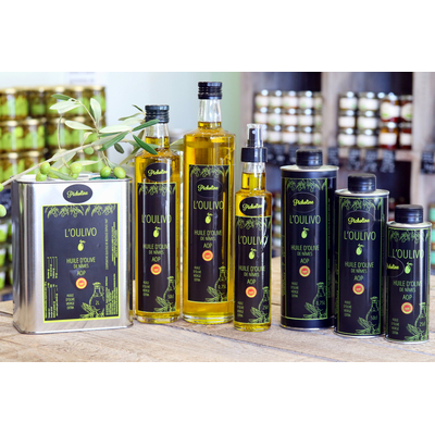 Huile d'olive picholine AOP