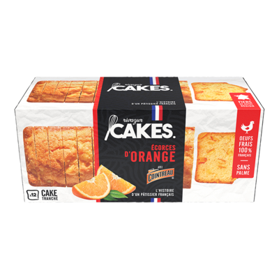 COINTREAU ORANGE CAKE 250G