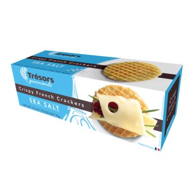 Tresors Gourmands Crispy French crackers