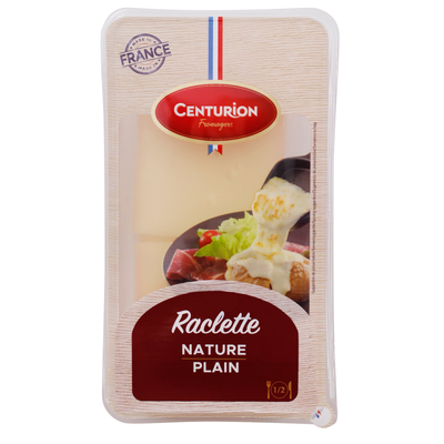 Raclette slices