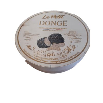 Le petit Dongé with Black truffles