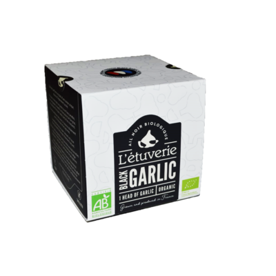 Organic black garlic - Head
