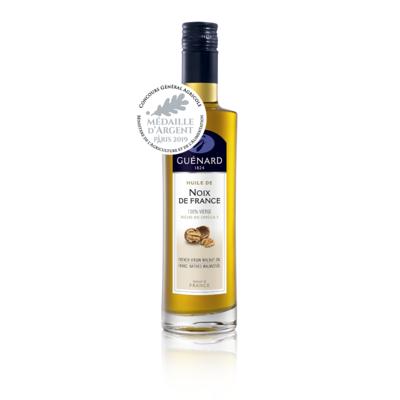 Walnut oil from France 100% virgin -  25cl