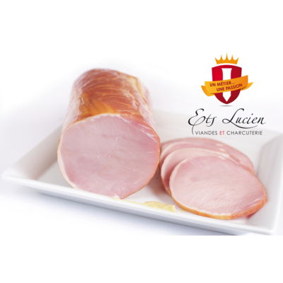Frozen smoked bacon 2kg