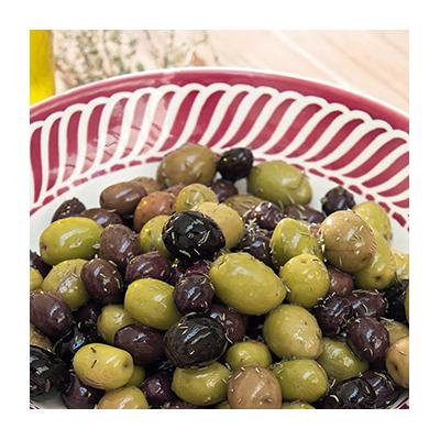 Provençal Olive Mix
