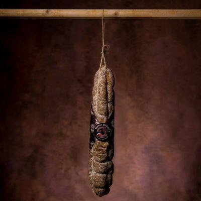 Saucisson Long-Bridé 620 grammes