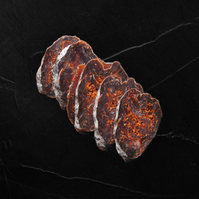 Dry-Cured Beef Chorizo