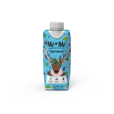 Mé-Mé Detoxifying organic 330ml and 1L