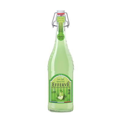 EFFERVÉ French Sparkling Lemonade- GREEN APPLE 750mL