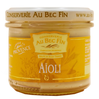 Garlic Mayonnaise/Aïoli