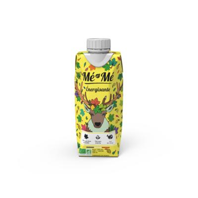 Mé-Mé Energizing organic 330ml and 1L