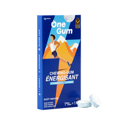 OneGum energy gum