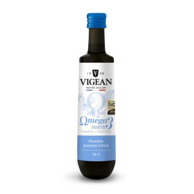 Omega 3 Forte organic oil blend 500 ml