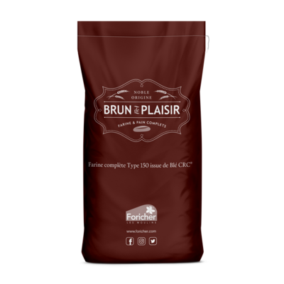 Farine Brun De Plaisir T150