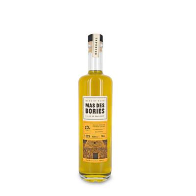 """Extra virgin oilive oil, single-varietal """"AGLANDAU"""", glass bottle 50cl"""