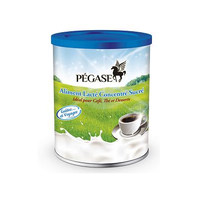 Sweetened condensed milk PEGASE
