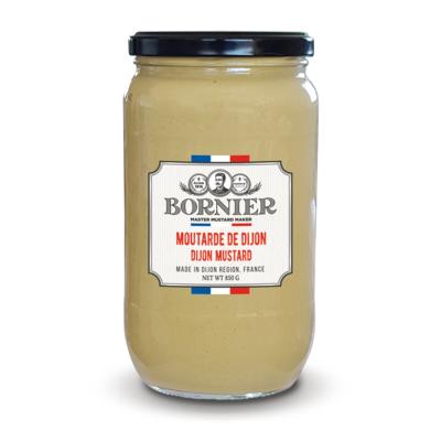 BORNIER French Authentic Dijon mustard 850g