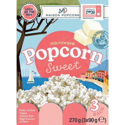 Maison Popcorn Sweet flavour